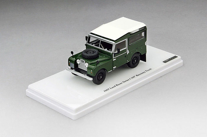 TSM Model - Schaal 1/43 - Land Rover Series I 107'' Recovery Truck 1957