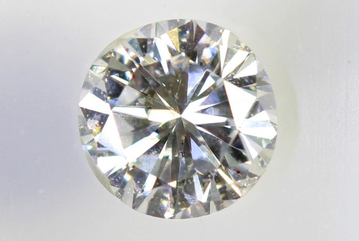 AIG Sealed Diamond - 0.36 ct - G, SI1