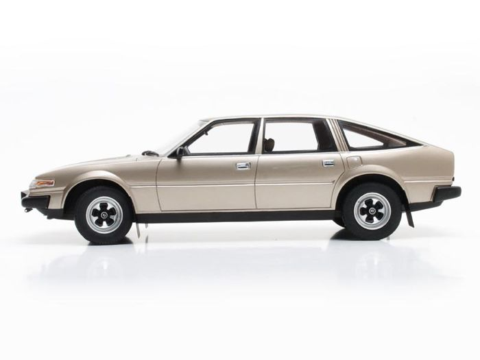 Cult Scale Models - Schaal 1/18 - Rover 3500 SD1 Serie 1 1976-1982 - Kleur Gold metallic