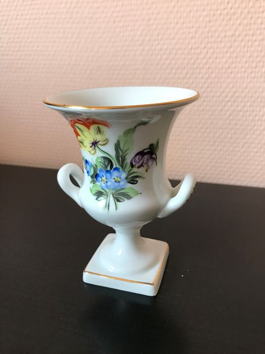 Herend - Double handled vase