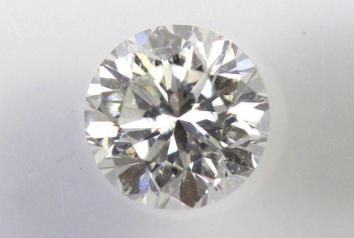 AIG Sealed Diamond - 0.34 ct - G, VS2