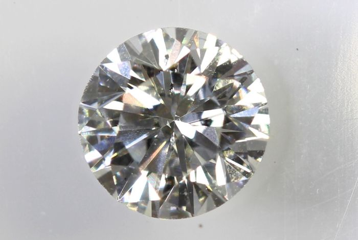 AIG Sealed Diamant - 0.36  ct - G , SI1 - Excellent Cut