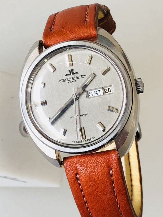 Jaeger-LeCoultre - Club - E0300505 - Men - 1970-1979