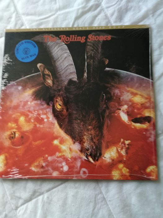 "Rolling Stones  ""The Alternate Goat`s Head Soup """