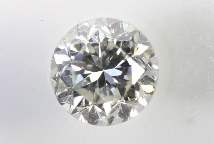 AIG Sealed Diamant - 0.46  ct - G , SI2