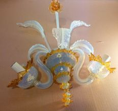Unknown designer - Murano glass wall sconce