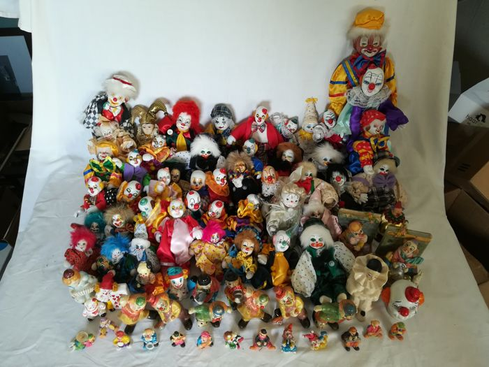 Big Collection Clowns