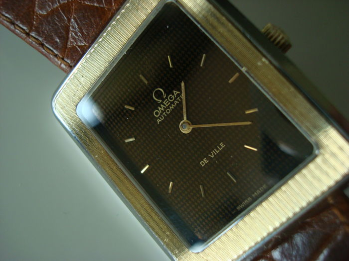 Omega - De Ville - Carré  - 151.0052  - Men - 1970-1979