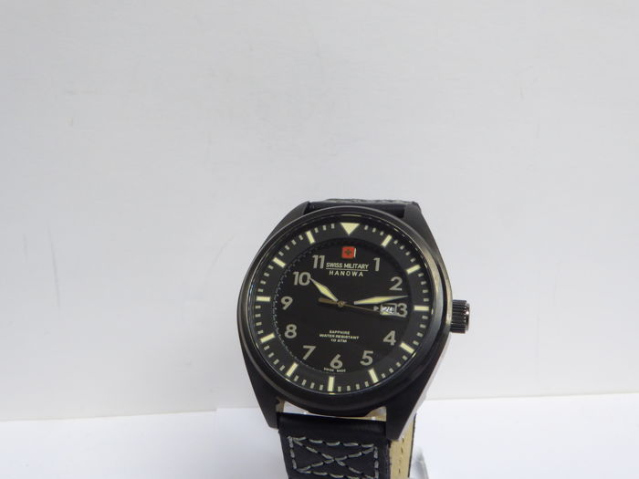 Swiss Military - Hanowa Airborne chrono  - 06425830007 - Heren - 2011-heden
