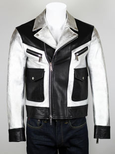 Dsquared2 - Leather Biker Jacket
