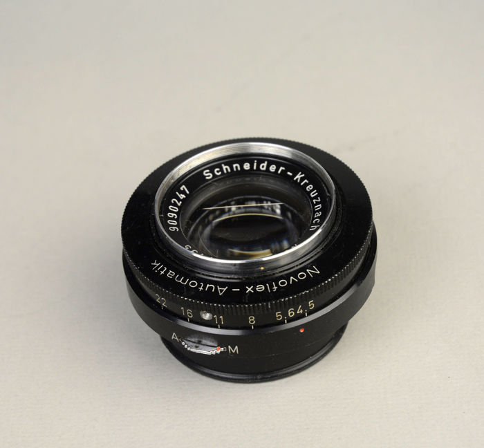 Novoflex Automatic Xenar 135mm f/4.5 Lens ( no bellows)