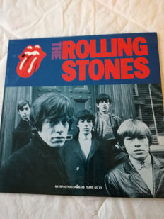 Lot of 2 Rolling Stones LP from Japan and Korea.