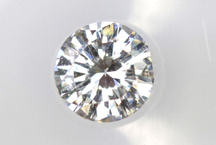 AIG Sealed Diamond - 0.36 ct - F, SI1