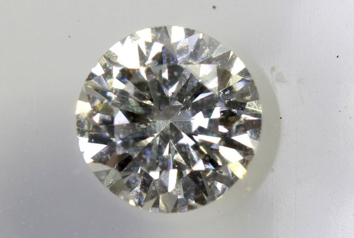 AIG Sealed Diamond - 0.35 ct - G, SI1 - Excellent Cut