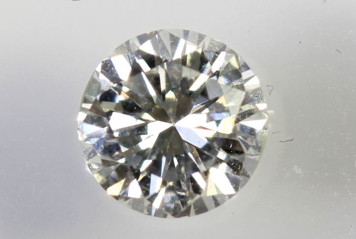 AIG Sealed Diamond - 0.32  ct - G, SI1