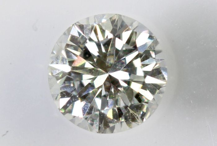 AIG Sealed Diamant - 0.36  ct - H , VS2 - Excellent Cut