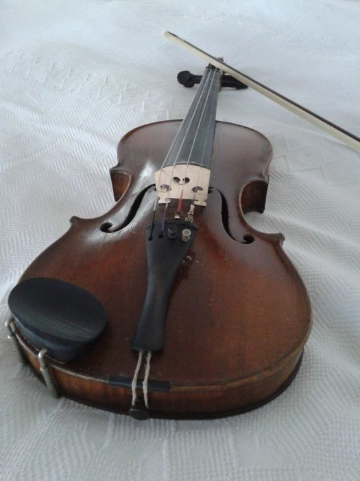 Over hundred year old violin