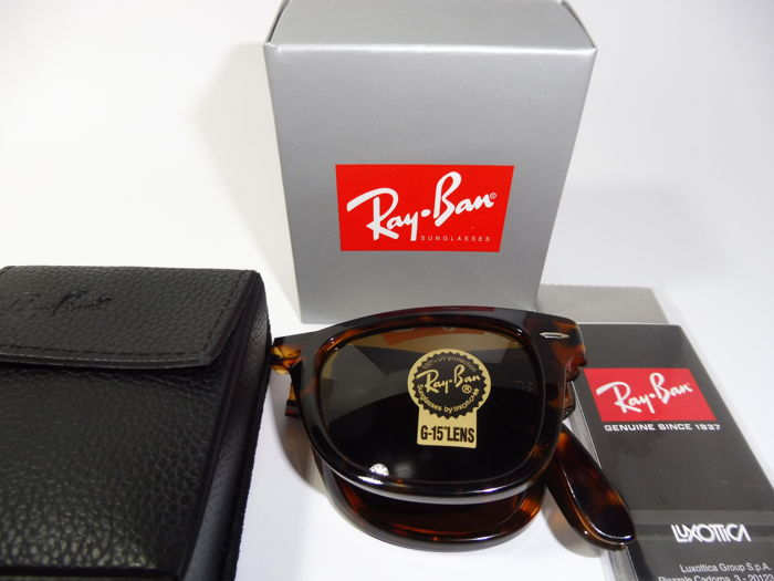 Ray-Ban - RB4105 Folding Zonnebril