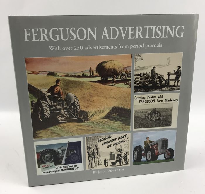 Ferguson Advertising - With over 250 period advertisements from period journals - John Farnworth
