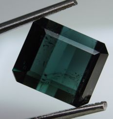 Indicolite  Tourmaline – 8.10 ct  - No Reserve Price
