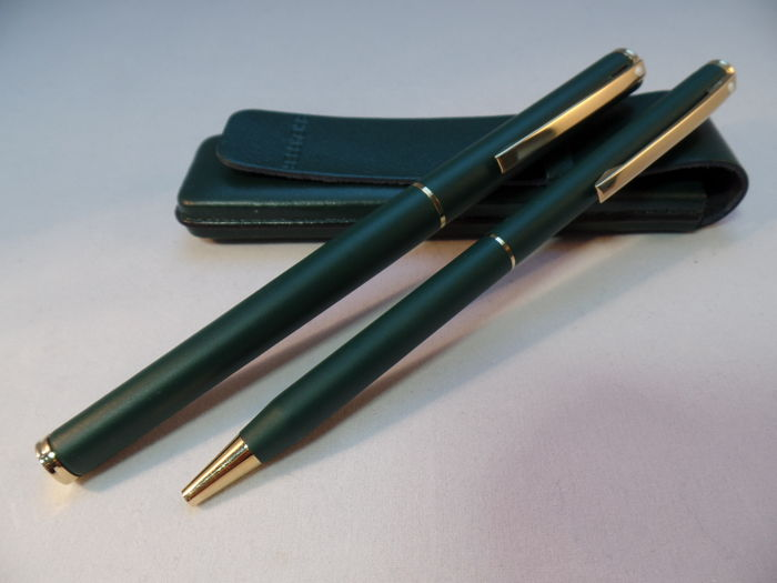 SHEAFFER Fashion 264 luxe pennenset ongebruikt en in mint condition