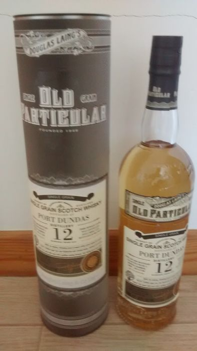 Port Dundas 12 years old - Douglas Laing Old Particular