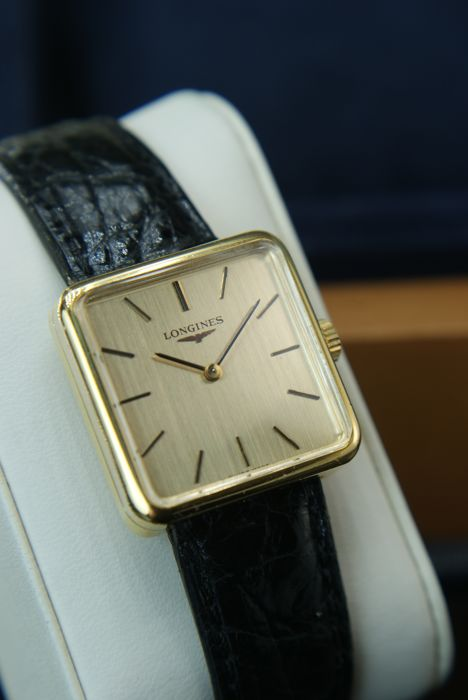Longines - mechanical  - Dames - Luxury  Swiss watch