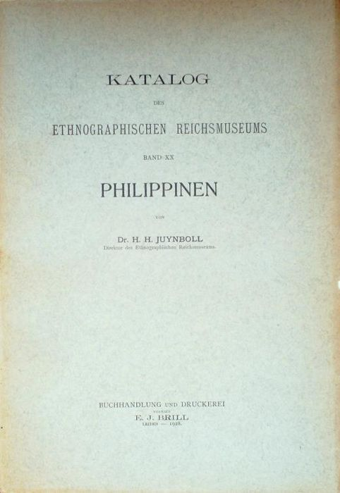 4 publications on Art and Culture of the Philippines. 1928 - 2010