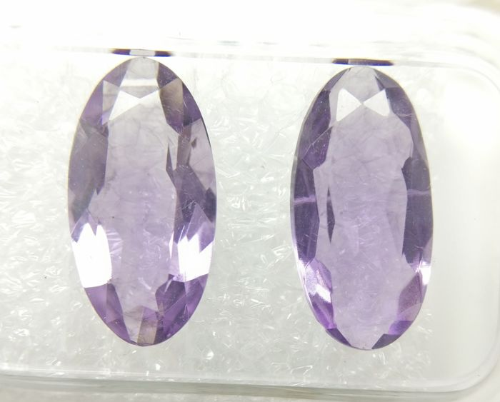Amethyst Purple 4.86 ct *** No Reserve ***