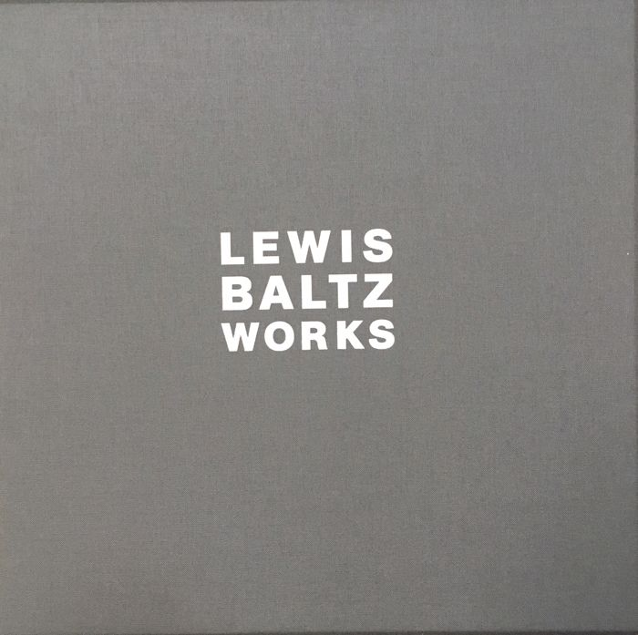 Lewis Baltz - Works - 2010