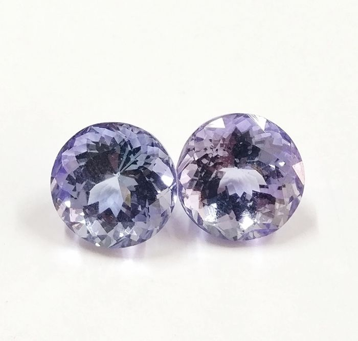 Tanzanite Violetish Blue 11.12 ct