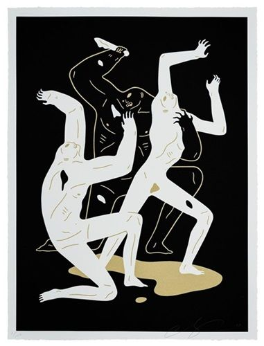 Cleon Peterson - Heathens (Black)
