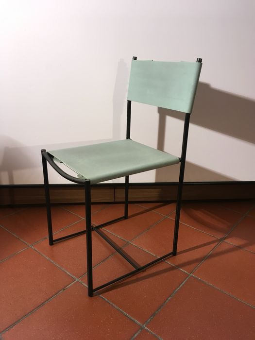 Giandomenico Belotti for Alias Design - 8 chairs - 'Spaghetti Chair 101'