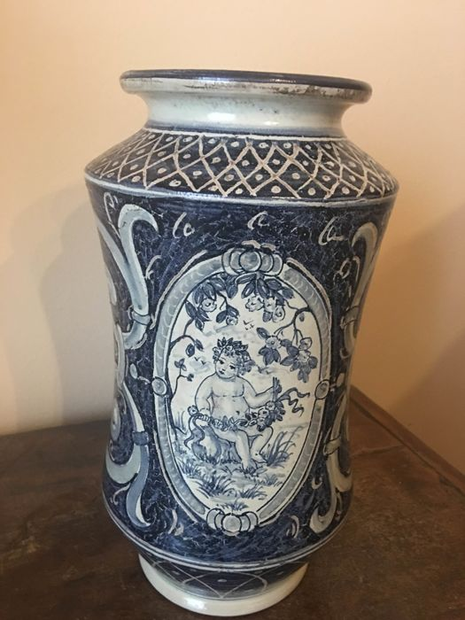 Vase of Caltagirone