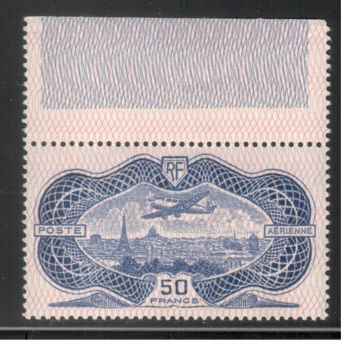 France 1936 - 50 F banknote, Michel 321