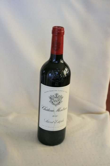 2010 Chateau Montrose, Saint-Estephe - 1 bottle (75cl)