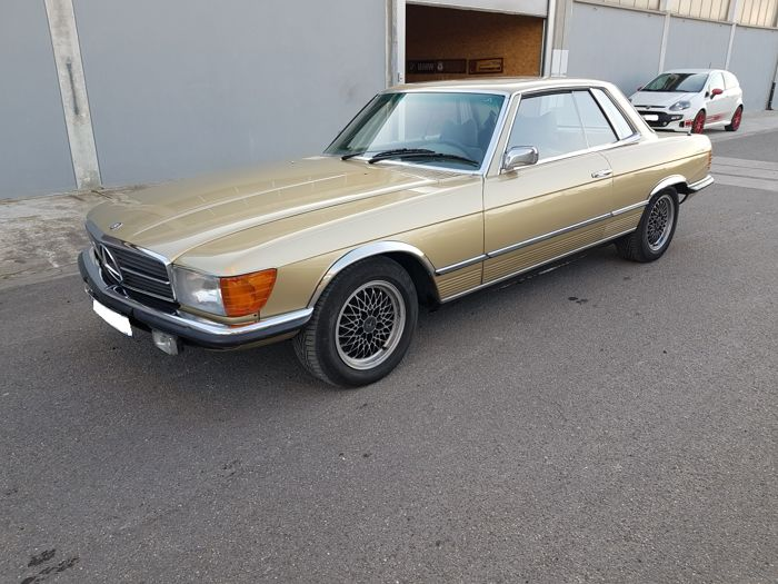 Mercedes-Benz - 280 SLC - 1975