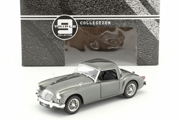 Triple 9 Collection - Schaal 1/18 - MG A MKI A1500 1957