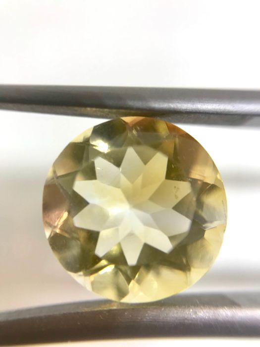 Citrine – 4.4 ct – No reserve price