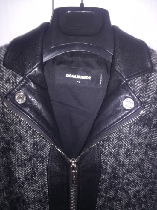 buy online 03d44 fb950 DSquared - Giacca di pelle - Catawiki