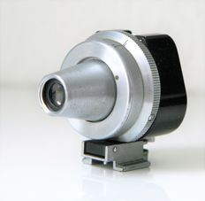 For sale: a Leitz universal viewfinder