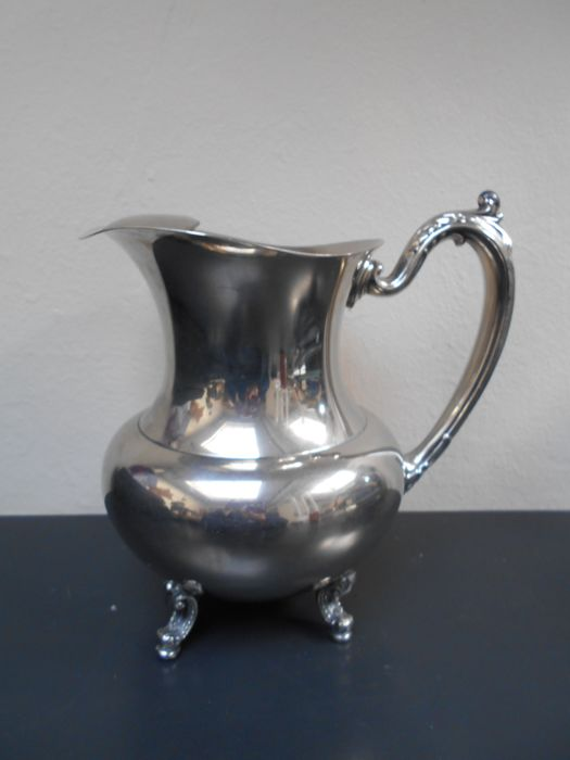 Koffiekan - Oneida silverplate USA