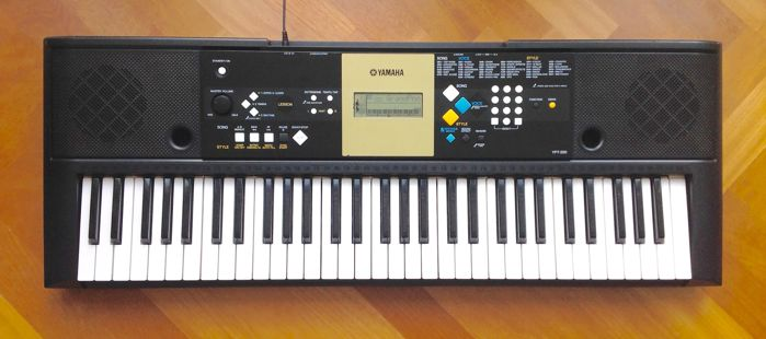 Yamaha Ypt 230 61 Key Portable Keyboard Bid Kato