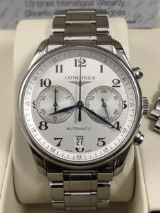 Longines - The Master Collection - L2.629.4.78.3 - Heren - 2011-heden