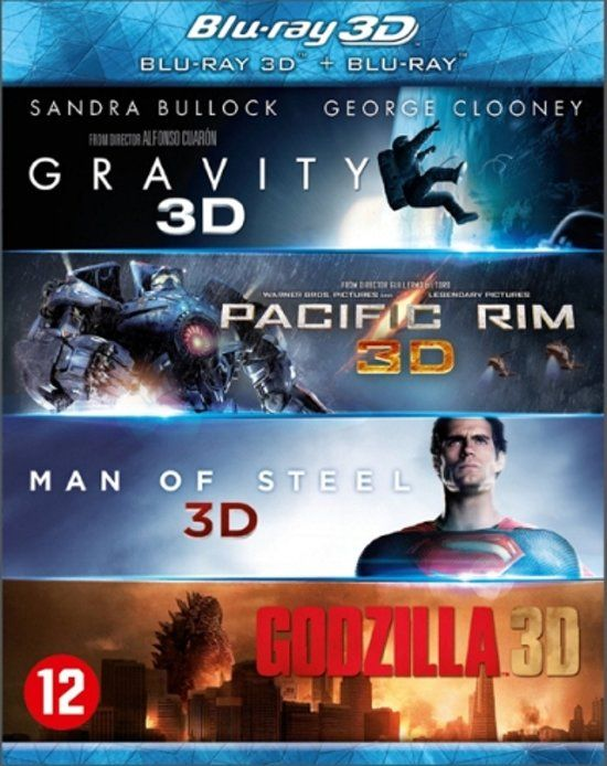 Blockbuster Collection 3D