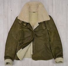 Shearling - Jacket, Leather jacket