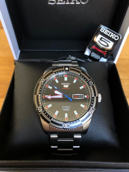 Seiko - Automatic Day-Date - Heren - 2011-heden