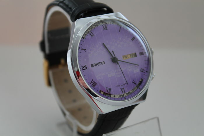 "Raketa - Raketa - USSR Soviet Wrist Watch For men. Raketa""  - 2628.H - Heren - 1980-1989"