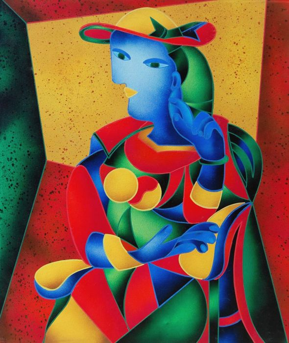 Kino Mistral - Lady Picasso