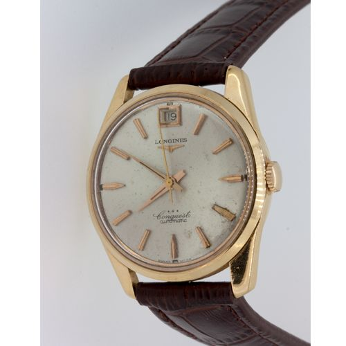 Longines - conquest automatic - Heren - 1970-1979